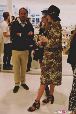 langley fox in The Launch of the Matt Bernson 2014 Spring Collection at Nordstrom at The Grove