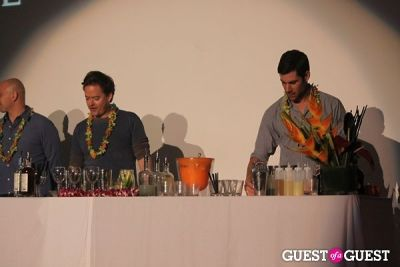 aidan demarest in Hawaii Mai Tai Mix-off @ Supper Club