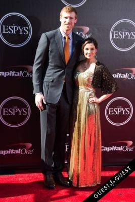 matt bonner in The 2014 ESPYS at the Nokia Theatre L.A. LIVE - Red Carpet
