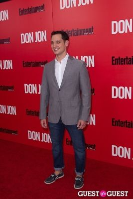 matt mcgorry in Don Jon Premiere