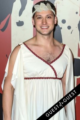 matt mcgorry in Heidi Klum's 15th Annual Halloween Party
