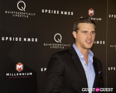 "matt nordgren in Quintessentially hosts ""UPSIDE DOWN"" - Starring Kirsten Dunst and Jim Sturgess"