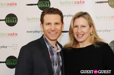 matt sigel in Everyday Health Launches Healthy Food Platform: Recipe Rehab TV Show & BetterEats.com
