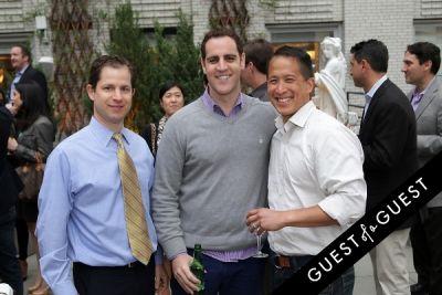 matt tepper in Silicon Alley Golf Cocktail Party