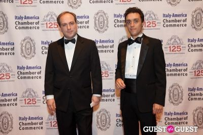 matteo valedes in Italy America CC 125th Anniversary Gala