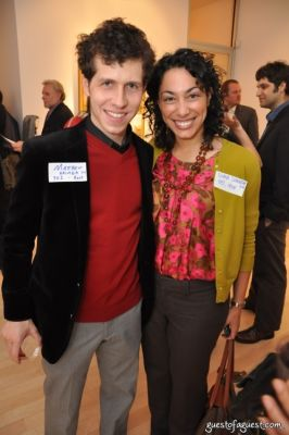 matthew brimer in A Holiday Soirée for Yale Creatives & Innovators