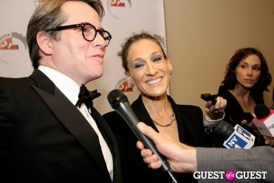 matthew broderick in NYC Center Reopening Gala