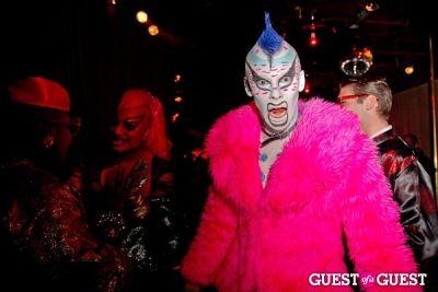 chris morgan in Malik So Chic's Dirty Thirty Bash