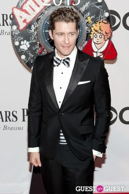 matthew morrison in Tony Awards 2013