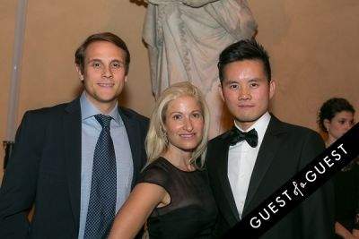 yan cheung in Metropolitan Museum of Art Apollo Circle Benefit
