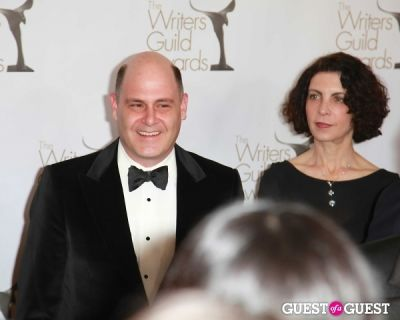 matthew weiner in 2013 Writers Guild Awards L.A. Ceremony