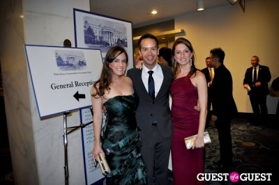 matt quintana in White House Correspondents' Dinner 2013