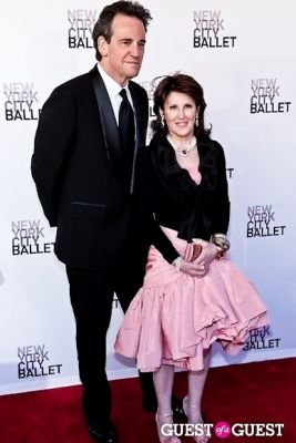 maurice reznik in New York City Ballet's Spring Gala