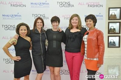 maurisa potts in ALL ACCESS: FASHION Intermix Fashion Show