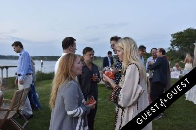 max kirshenbaum in Cointreau & Guest of A Guest Host A Summer Soiree At The Crows Nest in Montauk