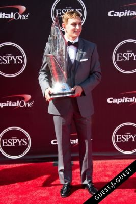 max lachowecki in The 2014 ESPYS at the Nokia Theatre L.A. LIVE - Red Carpet