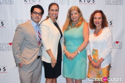 max ulanoff in K.I.D.S. & Fashion Delivers Luncheon 2013