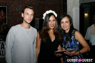 jasmin larian in Tappan Collective Group Show & Launch Event