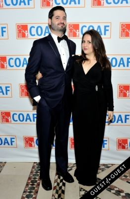 alexis drattell in COAF 12th Annual Holiday Gala