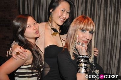 may lin in StyleLikeU's book launch & website relaunch blowout celebration