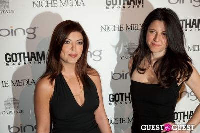 heather berlin in Gotham Magazine Annual Gala