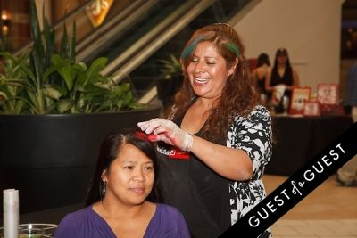 ester ortiz in Indulge: A Stylish Treat for Moms at The Shops at Montebello