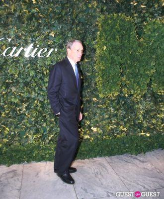 mayor michael-bloomberg in MoMA Benefit Gala