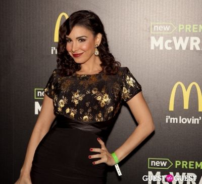 mayra veronica in McDonald's Premium McWrap Launch With John Martin and Tyga Performance