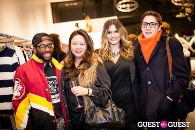 mcarthur joseph in Scoop NYC Presents The Style Mentors Signing