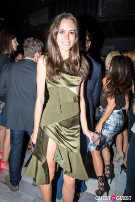 mccallan stringer in Prabal Gurung's Runway Show After Party