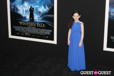 mckayla twiggs in Warner Bros. Pictures News World Premier of Winter's Tale