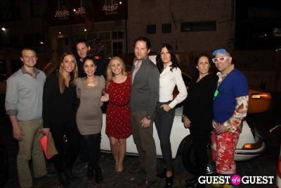"kerri kin in ""Sun-n-Sno"" Holiday Party Hosted By V&M (Vintage and Modern) and Selima Salaun"