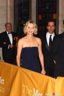 meg ryan in metropolitan opera opening night 2010