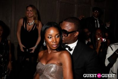 megan clark in Celebrity DJ'S, DJ M.O.S And DJ Kiss Celebrate Their Nuptials