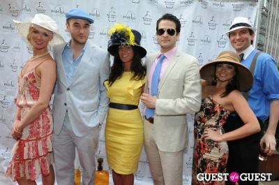 megan feeks in MAD46 Kentucky Derby Party