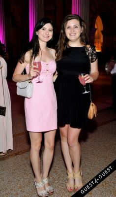caroline keane in Metropolitan Museum of Art Young Members Party 2015 event