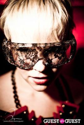 meghan blalock in Lady Gaga Haus Parties: Born This Way