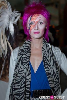 meghan feeks in Mara Hoffman & Pamela Love celebrate Halloween