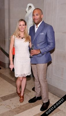 meghan johnson in Frick Collection Flaming June 2015 Spring Garden Party