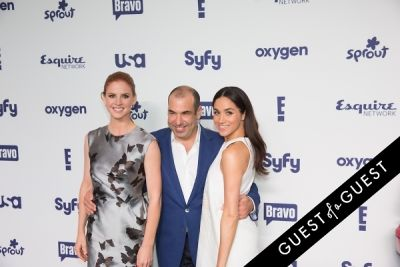 rick hoffman in NBCUniversal Cable Entertainment Upfront