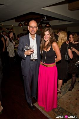 meghann gunderman in The Foundation for Tomorrow's Annual Fall Cocktail Benefit