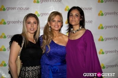 meital benaroya in Greenhouse Fashion Show and Party