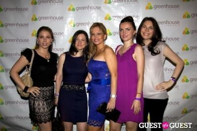 rebecca lieberman in Greenhouse Fashion Show and Party
