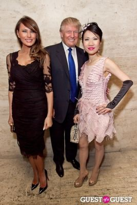 melania trump in The New York Observer 25th Anniversary
