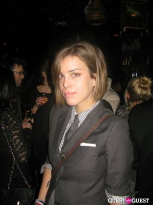 melanie berger in Prabal Gurung After-Party At Mister H.