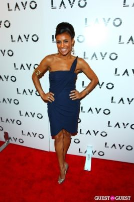melanie brown in Grand Opening of Lavo NYC