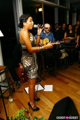 OK! & Music Unites present Melanie Fiona at the Cooper Square Hotel Penthouse