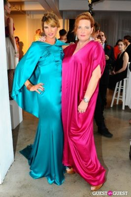 melanie fraser-hart in Christy Cashman Hosts Callula Lillibelle Spring 2013 Fashion Presentation & Party