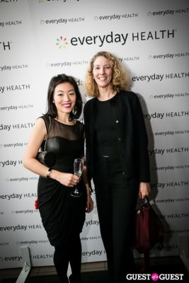 melanie goldey in Everyday Health IPO Party