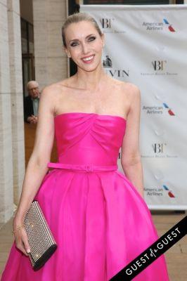 melanie lazenby in American Ballet Theatre's Opening Night Gala